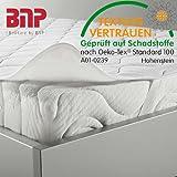 BNP 2906 Vierjahreszeiten Matratzenauflage duplex-soft, 160 x 200 cm