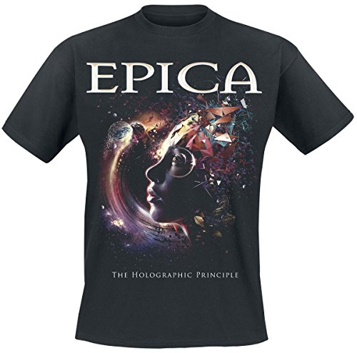 Epica The Holographic Principle T-Shirt nero M