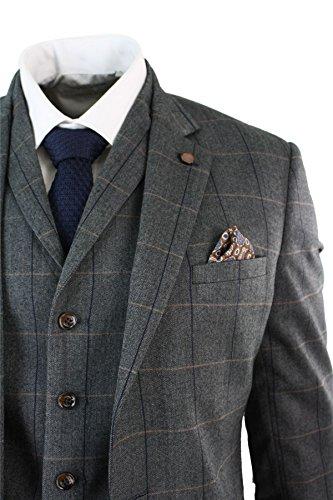 Tweed Wedding Suits