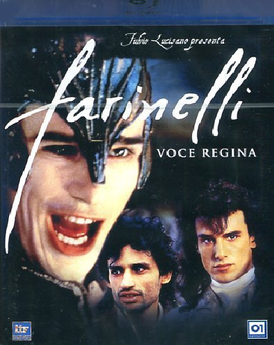 Bild von Farinelli - Voce regina [Blu-ray] [IT Import]