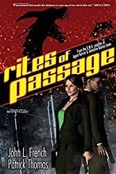 Rites of Passage: A Dma Casefile of Agent Karver and Detective Bianca Jones by Patrick Thomas (2013-05-01)
