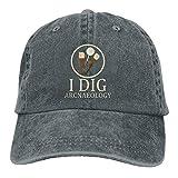 Voxpkrs Dig Archaeology Mens Cowboy Baseball Cats Cowboy Hats Sun Hats DV2217