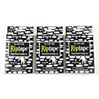 Blackriver Ramps 3-Pack Riptape UNCUT super extra smooth Fingerboard Tuning Set