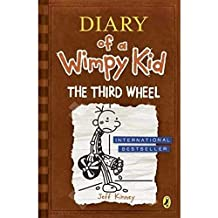 ‏‪Diary of a Wimpy Kid: The Third Wheel (Book 7)‬‏