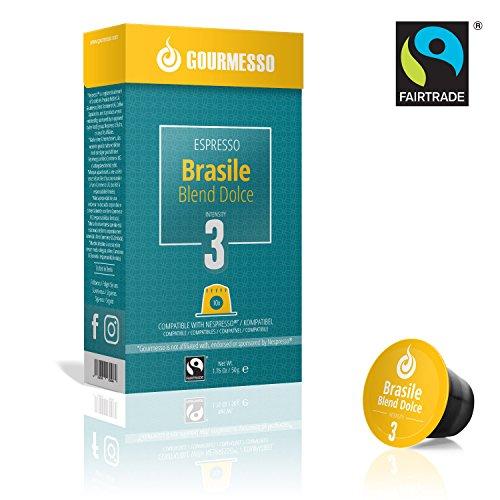 Gourmesso Brasile Blend Dolce (30 Capsule) 13
