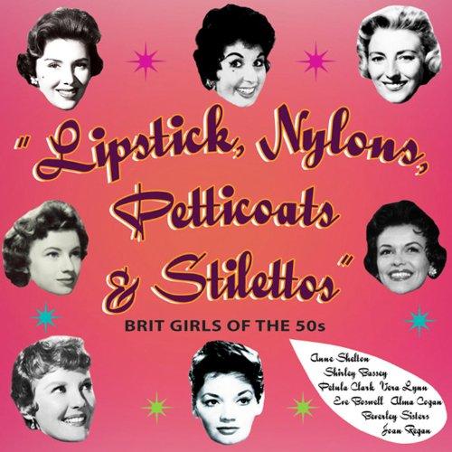 Lipstick, Nylons, Petticoats & Stilettos, Pt. 3 (Petticoats Nylon)
