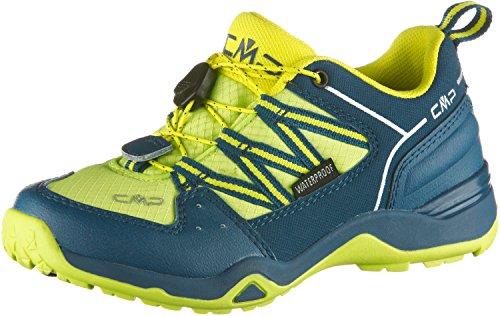 CMP  Sirius Low Wp, Coupe fermées fille jaune/bleu