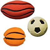 jouet latex martin sellier ballon foot rugby et basket ballon basket - diam 13cm