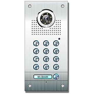 Anthell Electronics AE Farb-Videotürsprechanlage m. Code 1 Fam.