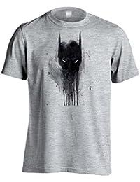 joj Melting Batman Mask T-Shirt