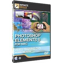 Infinite Skills Mac Photoshop Elements 8 Tutorial - Video Training DVD-ROM (PC/Mac) [import anglais]