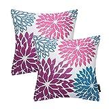 Best Cubierta de almohadas almohadas casa Moda - Phantoscope manta decorativa almohada Funda de cojín Review