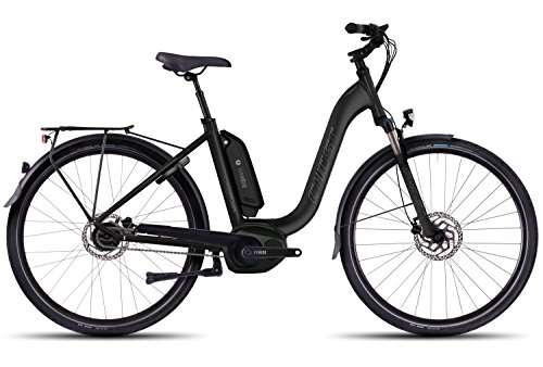 GHOST Andasol Wave 2 AL 28 E-Bike nightblack/titanium 2017