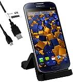 mumbi USB Dockingstation Samsung Galaxy S7 S7 Edge S4 S3 S3 Neo Dock Ladestation + USB Datenkabel