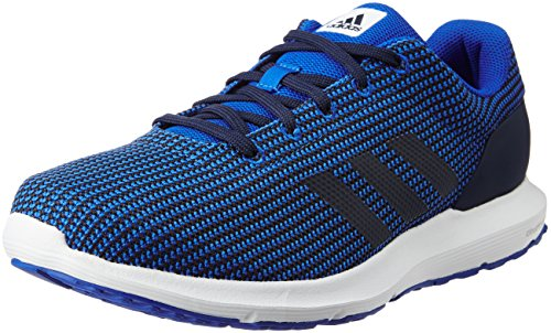 adidas cosmic m - Running - Trainers for Men, 42, Blue