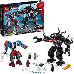 LEGO Super Heroes - Mech di Spider-Man Vs. Venom, 76115