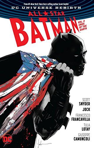 All Star Batman Vol. 2: Ends of the Earth (All-Star Batman: DC Universe Rebirth) - Girl-power Grenzen
