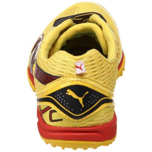 Puma Complete Haraka XCS scarpa da corsa Dandelion/Dark Shadow/High Risk Red