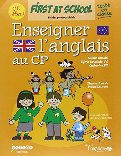 Enseigner l'anglais au CP (+CD audio)