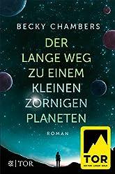 Der lange Weg zu einem kleinen zornigen Planeten (German Edition)