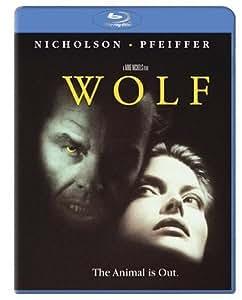 Wolf [Blu-ray] [1994] [US Import]