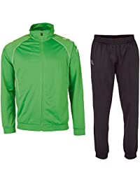 Kappa Trainingsanzug Ephraim Tracksuit - Chándal de fútbol para hombre, color verde, talla XL