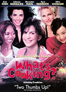 What's Cooking [DVD] [2001] [Region 1] [US Import] [NTSC]