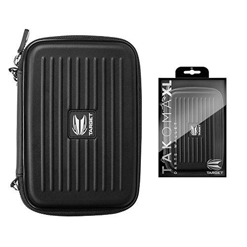Unbekannt Target Darts Takoma XL Dart-Tasche, Schwarz Koffer, Beutel & Kleintaschen, Nicht Nicht zutreffend