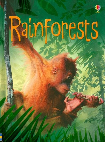 Rainforests (Usborne Beginners Level 1: Nature)