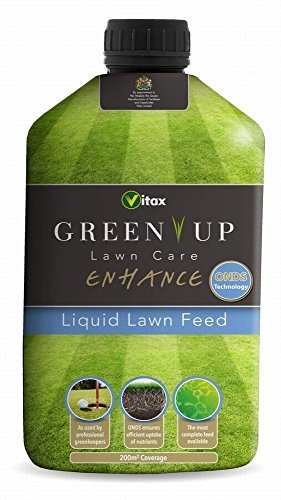 Vitax Enhance Green Up Liquid Lawn Feed 1ltr