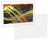 atFoliX Film Protecteur pour Smartron t.Book Film Protection d'écran - 2 x FX-Antireflex-HD antireflets Haute résolution Protecteur d'écran