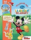 Ma journée avec La maison de Mickey