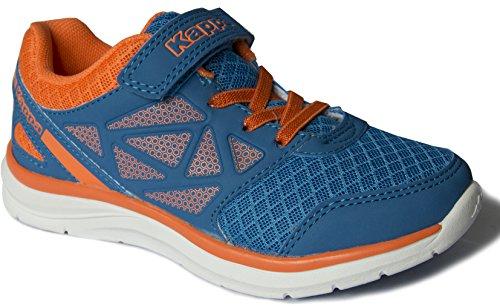 kappa-basses-fille-garcon-mixte-enfant-bleu-blue-lt-orange