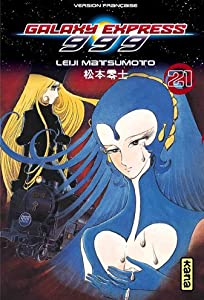 Galaxy Express 999 Edition simple Tome 21