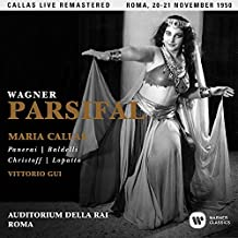 Parsifal (Rom,Live 20-21/11/1950)