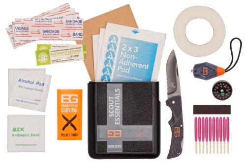 Gerber Bear Grylls Notfallset Essential Kit GE31-001078 (Gear Gerber Multitool)