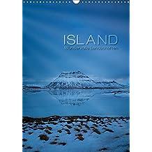 Island - Wundervolle Landschaften (Wandkalender 2019 DIN A3 hoch): Jeden Monat ein Stück Island - von Snæfellsnes über die unentdeckten Westfjorde bis ... (Monatskalender, 14 Seiten ) (CALVENDO Natur)