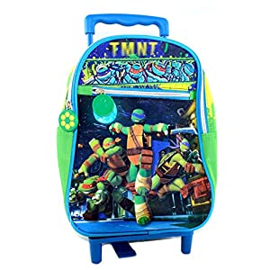 519qAhvi8vL. SS300  - JACOB Mini trolley escolar guardería – Turtles