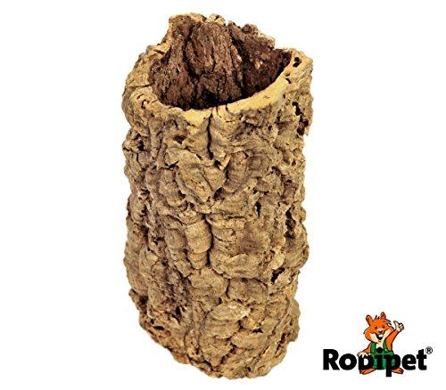 Rodipet Korkröhre Größe S - Länge ca. 20cm, Ø ca. 6-10 cm