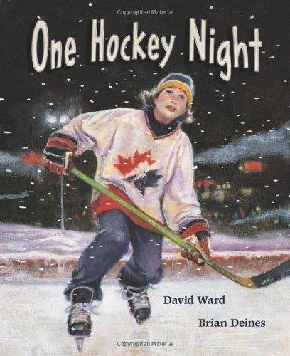 One Hockey Night by David Ward (2010-09-14)