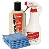 Yachticon Kunststoff Reiniger Set für Bad, Waschbecken & Duschen