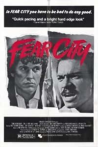 Fear City Poster Movie 11 x 17 In - 28cm x 44cm Billy Dee Williams Tom Berenger Jack Scalia Melanie Griffith Rae Dawn Chong Joe Santos