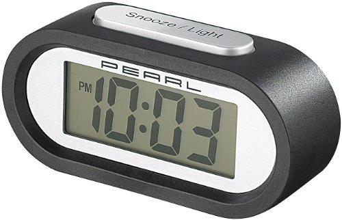 Pearl Jumbo LCD Funkwecker DAC-438 Voice
