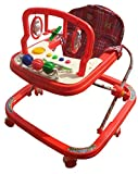 Her Home Durable Classic Musical Walker with Activity Front
