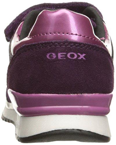 Fille Baskets E Violett Prunevioletc8276 Maisie Basses Geox J XqwCvv