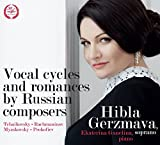 Vocal Cycles & Romances By Russian Composers