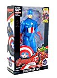 Avenger 2 Age of Ultron Action Figure Series with LED Light on Chest