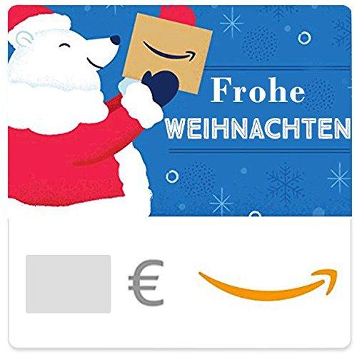 per Email (Frohe Weihnachten (Eisbär)) ()