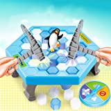 Penguin Trap Ice Breaker Kids Puzzle Table Knock Game Family Game