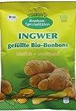 Bio-Bonbon Ingwer (100 g)